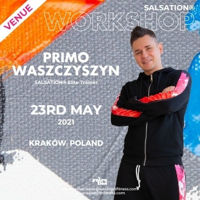 Picture of SALSATION Workshop with Primo, Venue, Krakow, Poland, 23 May 2021