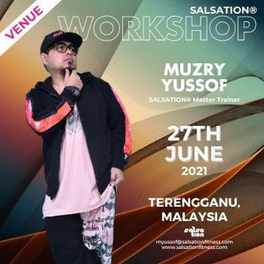 Picture of SALSATION Workshop with Muzry, Venue, Malaysia 27 Jun 2021