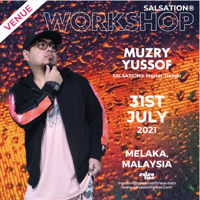 Picture of SALSATION, Workshop with Muzry, Venue, Malaysia 31 Jul 2021