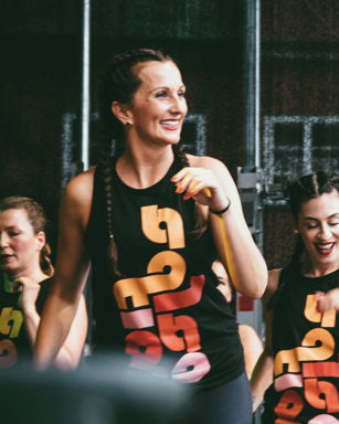 Picture of SALSATION® class with Bianca Guggenmos, Thursday, 19:15