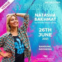 Picture of SALSATION, Workshop with Natasha, Venue, Bandung, Indonesia, 26 Jun 2021