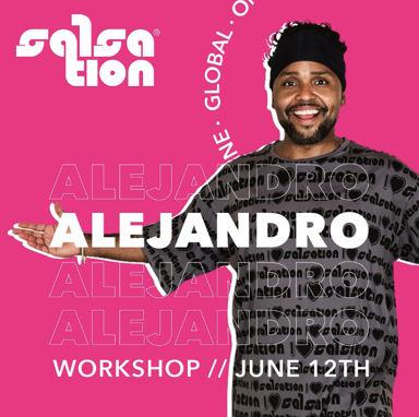 Picture of SALSATION Workshop with Alejandro, Online, Global, 12 Jun 2021