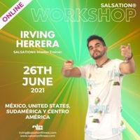 Picture of SALSATION Workshop with Irving, Online, México, United States, Sudamérica, Centro América, 26 Jun 2021