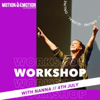Picture of Motion to Emotion Workshop with Nanna, Online, Global, 04 Jul 2021