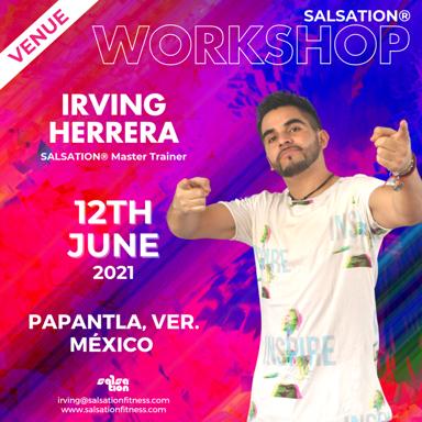Picture of SALSATION Workshop with Irving, Venue, Veracruz, Mexico, 12 Jun 2021