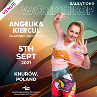 Picture of SALSATION Workshop with Angelika, Venue, Knurow, Poland, 05 Sep 2021