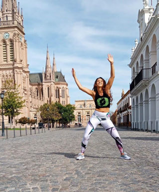 Picture of SALSATION® class with Marianela Fernandez, Tuesday, 14:30