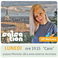 Picture of SALSATION® class with Manuela Bovo, Monday, 19:30