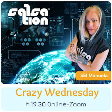 Picture of SALSATION® class with Manuela Bovo, Wednesday, 19:30