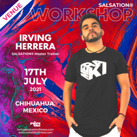 Picture of SALSATION, Workshop with Irving, Offline, Chihuahua, Mexico, 17 Jul 2021