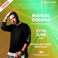 Picture of SALSATION, Workshop with Manuel, Venue, Póvoa de Varzim, Portugal, 27 Jun 2021