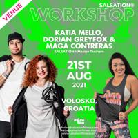 Picture of SALSATION, Workshop with Katia, Dorian and Maga, Venue, Croatia, 21 Aug 2021