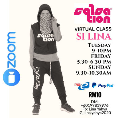 Picture of SALSATION® class with Roslinayati Yahya, Sunday, 09:00