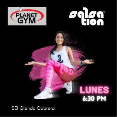 Picture of SALSATION® class with Glenda Cabrera, Monday, 18:30