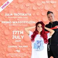 Picture of SALSATION, Workshop with Primo and Julia, Venue, Poland, 17 Jul 2021