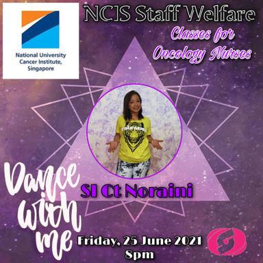 Picture of SALSATION® class with Siti Noraini Johari, Friday, 20:00