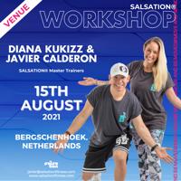 Picture of SALSATION Workshop with Javier & Kukizz Kurucová, Venue, Bergschenhoek, Netherlands, 15 Aug 2021