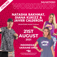 Picture of SALSATION, Workshop with Natasha, Javier and Kukizz, Indonesia and Ukraine only, 21 Aug 2021
