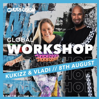 Picture of CHOREOLOGY, Workshop with Kukizz and Vladimir, Online, Global, 08 Aug 2021