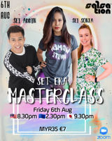 Picture of SALSATION® Masterclass with Eka Yahya, Friday, 20:30