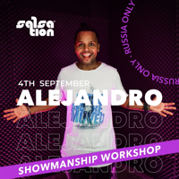 Picture of Showmanship Workshop with Alejandro Angulo, Online, Russia Only, 04 Sep 2021