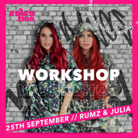 Picture of SALSATION Workshop with Julia and Rumz, Online, Global, 25 Sep 2021