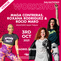 Picture of SALSATION Workshop with Maga, Roxana and Rocio, Venue, Spain, 03 Oct 2021