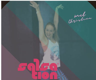 Picture of SALSATION® class with Christina Delauw, Wednesday, 20:00