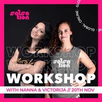 Picture of SALSATION Workshop with Viktorija and Nanna, Online, Global, 20 Nov 2021