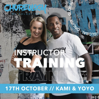 Picture of CHOREOLOGY Instructor training with Kami and Yoandro, Online, GLOBAL, 17 Oct 2021