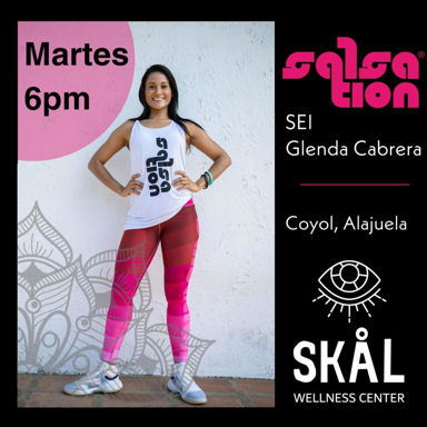 Picture of SALSATION® class with Glenda Cabrera, Tuesday, 18:00