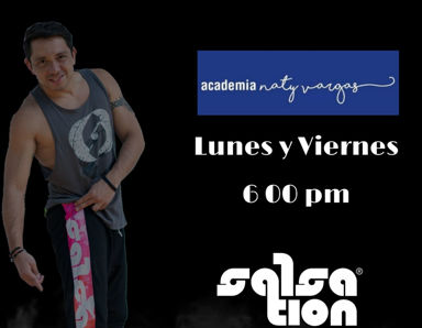 Picture of SALSATION® class with Lizandro Blanco Mora, Monday, 18:00