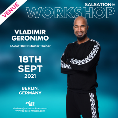 Picture of SALSATION Workshop with Vladimir, Venue, Berlin, Germany, 18 Sep 2021
