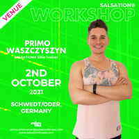 Picture of SALSATION Workshop with Primo, Venue, Germany, 02 Oct 2021