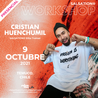 Picture of SALSATION Workshop with Cris, Venue, Chile, 09 Oct 2021