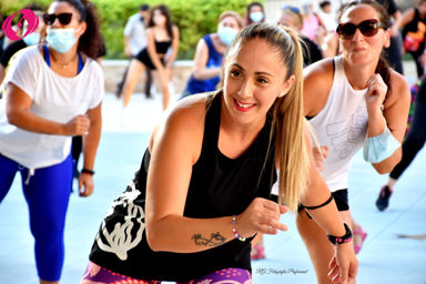 Picture of SALSATION® class with Vir Zaragoza, Tuesday, 19:00