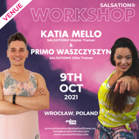 Picture of SALSATION Workshop with Primo & Katia, Venue, Poland, 09 Oct 2021