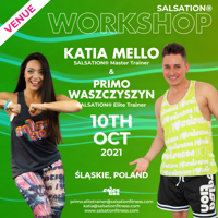Picture of SALSATION Workshop with Primo & Katia, Venue, Poland, 10 Oct 2021
