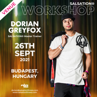 Picture of SALSATION Workshop with Dorian, Venue, Budapest, Hungary, 26 Sep 2021