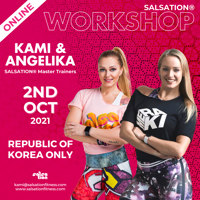 Picture of SALSATION Workshop with Kami and Angelika, Online, Republic of Korea, 02 Oct 2021