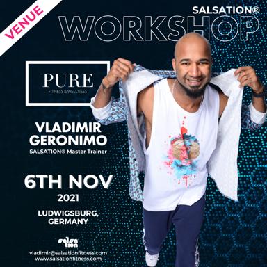 Picture of SALSATION Workshop with Vladimir, Venue, Germany, 06 Nov 2021