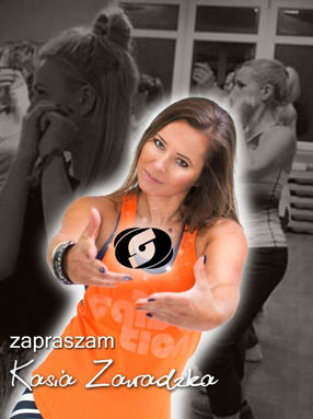 Picture of SALSATION® class with Kasia Zawadzka, Thursday, 19:30