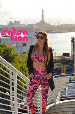 Picture of SALSATION® class with luana tumino, Thursday, 19:40
