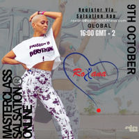 Picture of SALSATION® Masterclass with Roxana Rodríguez, Saturday, 16:00