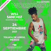 Picture of SALSATION Workshop with Will Sanchez, Venue, Mexico, 24 Sep 2021