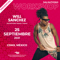 Picture of SALSATION Workshop with Will Sanchez, Venue, Mexico, 25 Sep 2021