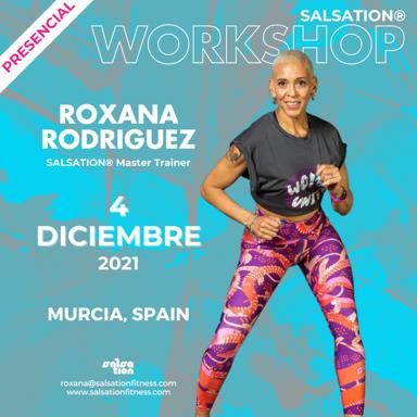 Picture of SALSATION Workshop with Roxana, Venue, Spain, 04 Dec 2021
