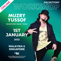 Picture of SALSATION Workshop with Muzry, Online, Malaysia and Singapore, 01 Jan 2022