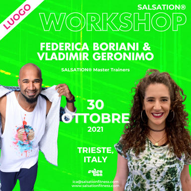 Picture of SALSATION Workshop with Federica & Vladimir, Venue, Italy, 30 Oct 2021