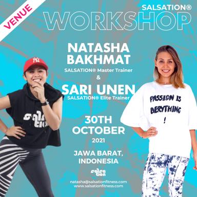 Picture of SALSATION Workshop with Natasha & Sari, Venue, Indonesia, 30 Oct 2021